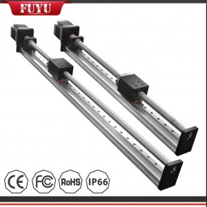 High Precision Ball Screw Linear Motion Guide
