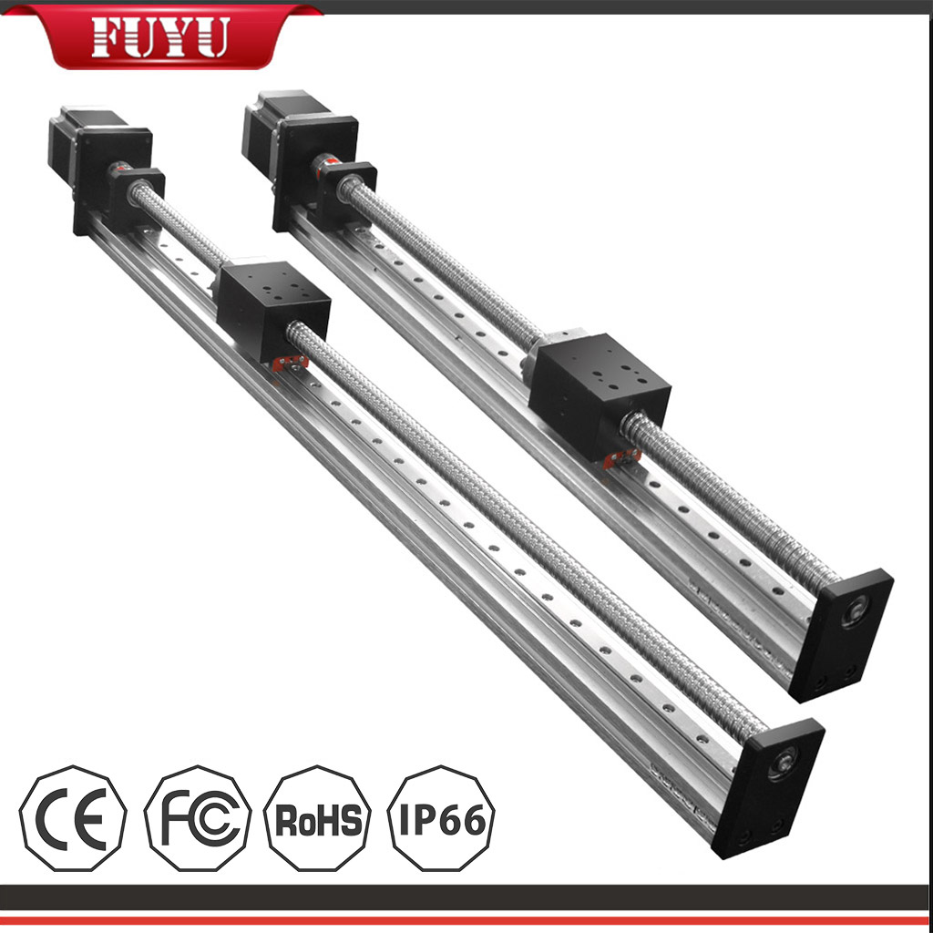 High Precision Ball Screw Linear Motion Guide Featured Image