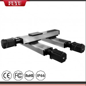 100-2000mm Travel Length Ball Screw Linear Motion System