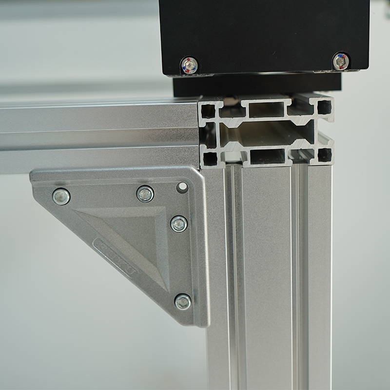 Heavy Duty Cartesian Robot Ball Screw Linear Positioning Stage for Laboratory Detection