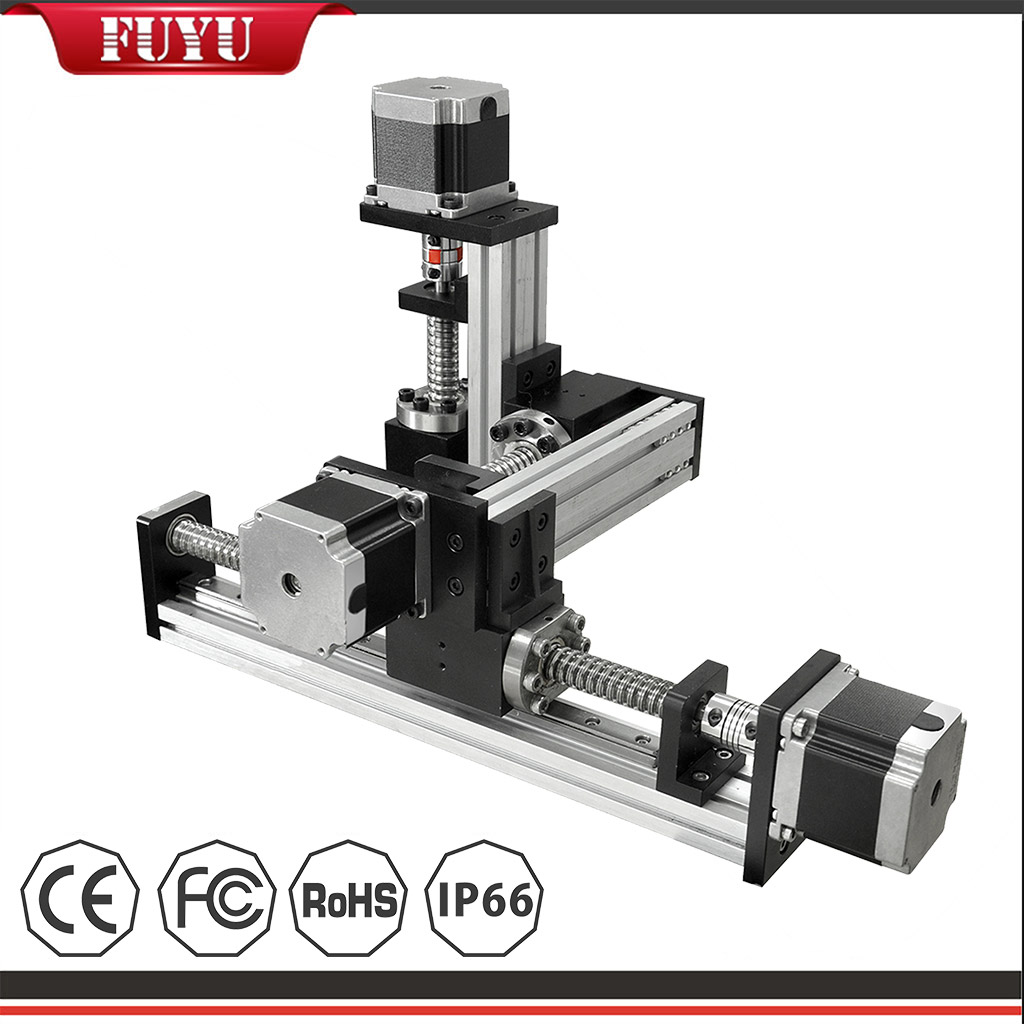 Electric Motorized Linear Actuator Positioning System Featured Image
