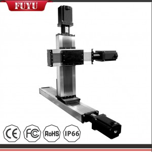 High Torque Low Noise Ball Screw 3-axis Linear Motion Guide