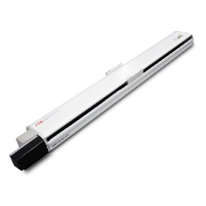 Dual Rails Linear Module Good Stability Actuator Long Stroke Rail Guide