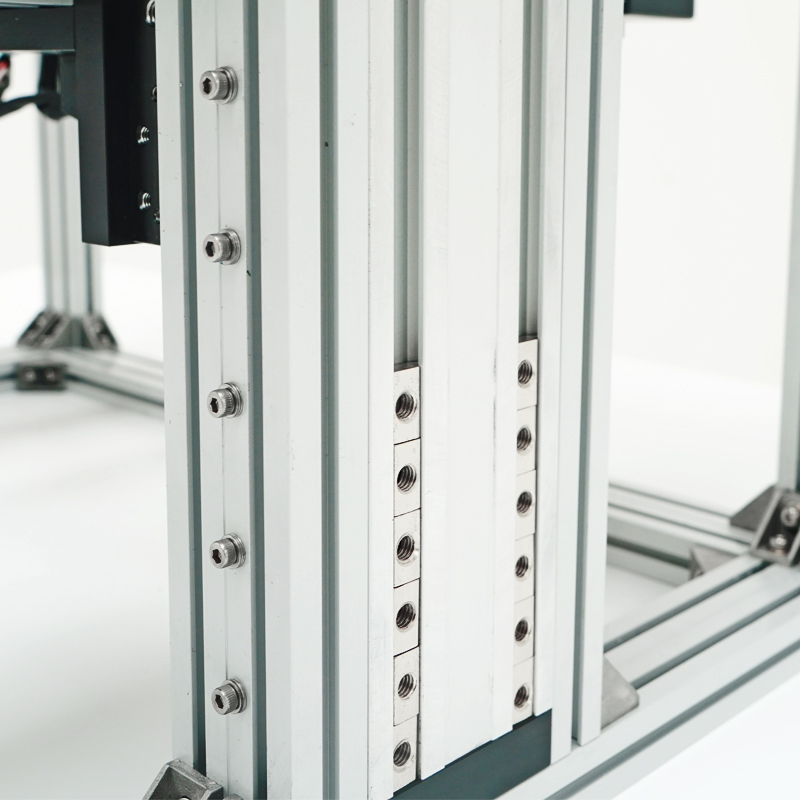 Linear Motion Guide Gantry Robot Positioning System