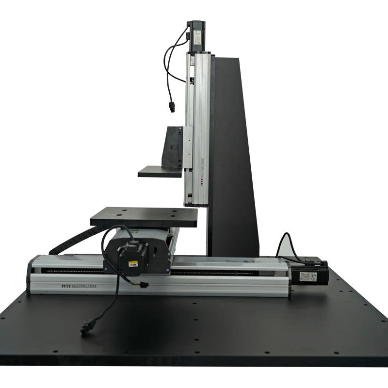 Dustproof  Heavy Load Linear Positioning Stage for Laser Testing