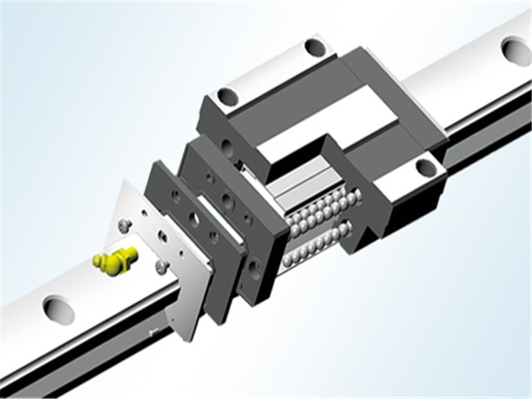 Linear Guide Rail Slider