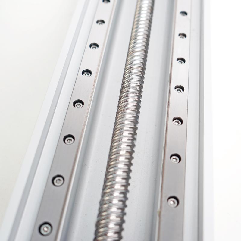 Heavy Duty Actuator Ball Screw Linear Module Double Track Rail Guide