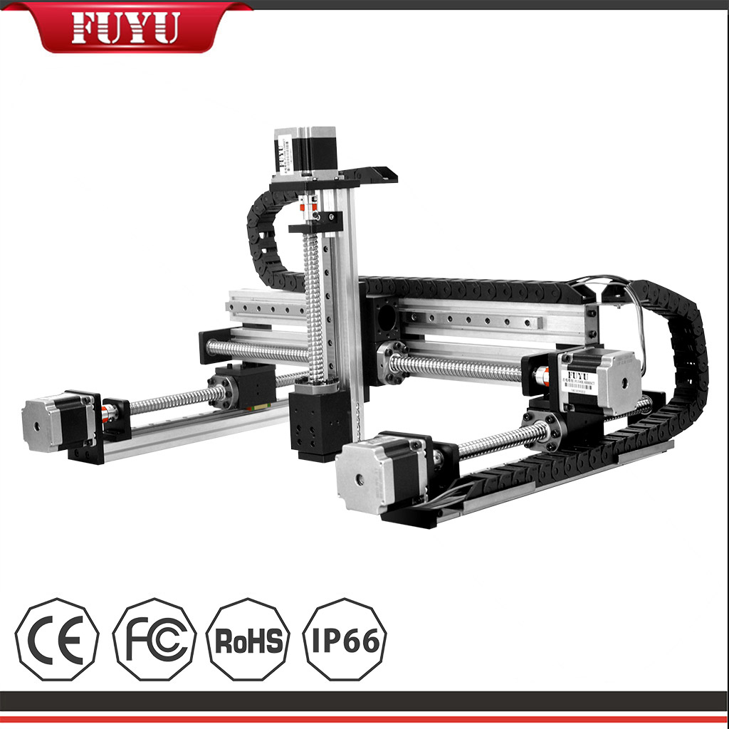 Free Shipping Multi-axis Ball Screw Linear Motion Stage Featured Image