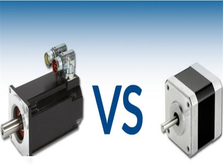 What's the Difference Between Servo and Stepper Motors?