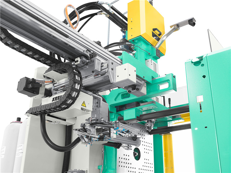 What made you choose cartesian robot used in automatic productline?
