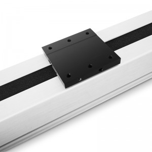 High Speed Belt Driven Linear Actuator with Stepper Motor