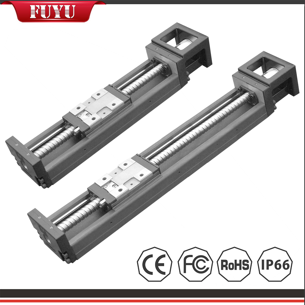 Ball Screw Steel Linear Motion Guide Embedded Slider Low Noise Featured Image
