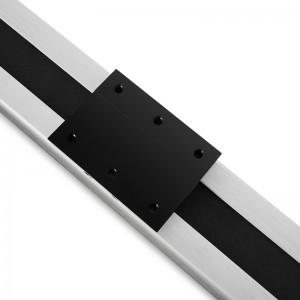 Long Stroke Belt Driven Aluminium Linear Guide Rail