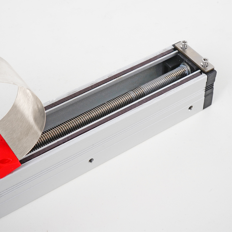 Dustproof Enclosed Structure Mini Actuator Small and Light Linear Guide with Stepper Motor