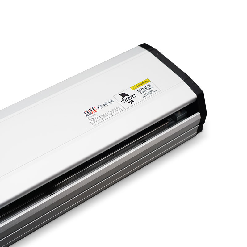 Dustproof Semi Enclosed Linear Motion Guide Heavy Load Dual Rails