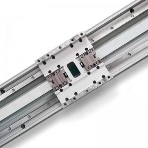 Dual Rails Linear Module Good Stability Actuator Long Stroke Rail Guide