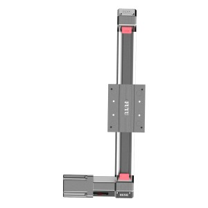 High Speed Double-axis Guide Rail Belt Driven Lightweight Linear Actuator