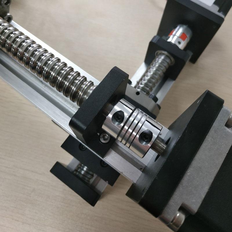 Factory Sale Ball Screw Linear Gantry Module CNC