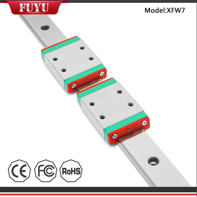 High Speed Low Price Compact Aluminum Linear Rail Guide Slider Featured Image