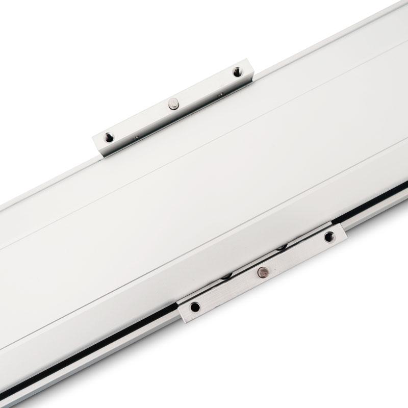 Belt Driven Linear Module High Speed Actuator Low Noise Rail Guide