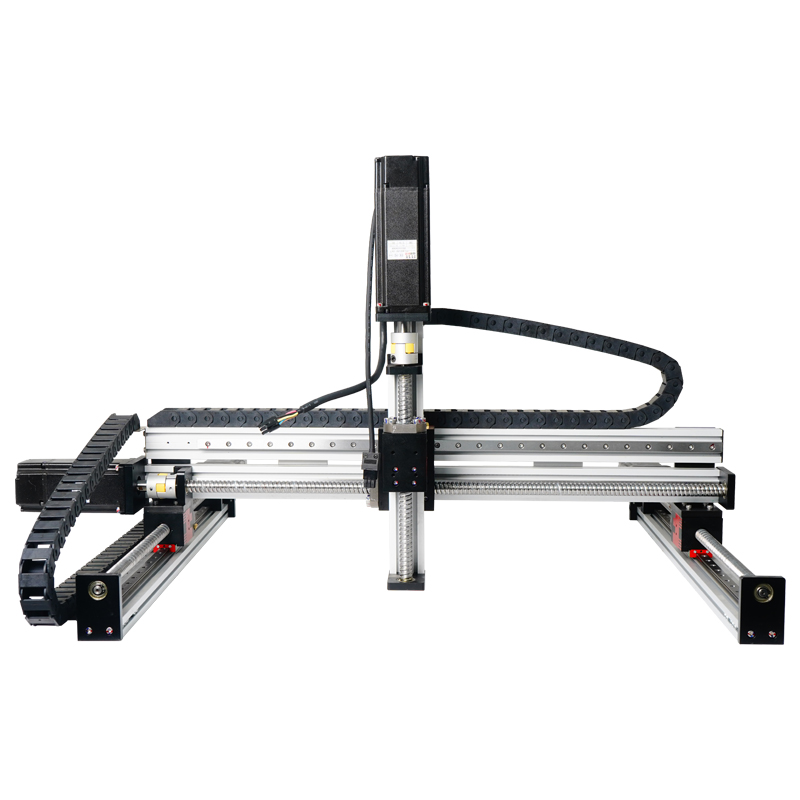 XYZ Stage Multi-axis Positioning Table Linear Gantry System Cartesian Robot Featured Image