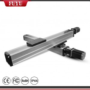 Linear Motion Stage Horizontal 2 Axis Motor Drive Rail Guide
