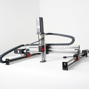 XYZ Stage Multi-axis Positioning Table Linear Gantry System Cartesian Robot