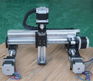 Free Shipping Multi-axis Ball Screw Linear Motion Stage