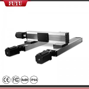 Linear Gantry System Horizontal XYZ Table Positioning Stage