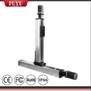 High Quality Ball Screw Vertical Linear Slide Table