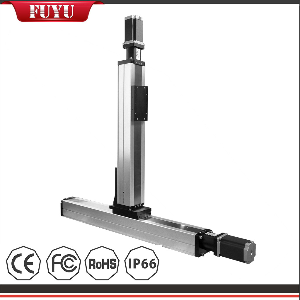 High Quality Ball Screw Vertical Linear Slide Table Featured Image