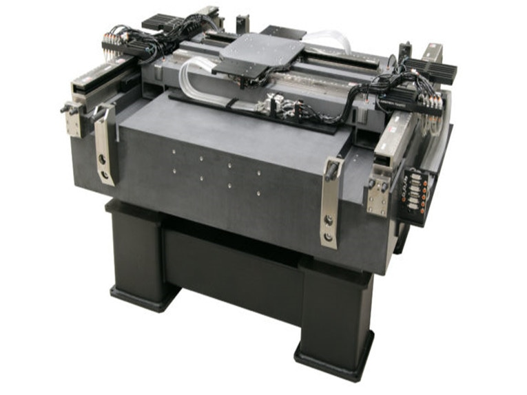 Linear Stage with Two Axis Motion System
