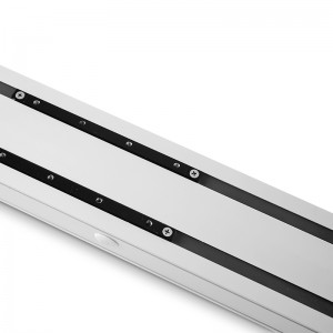 Dual Rail Four Slider Belt Driven High Speed Long Stroke Linear Guide Rail