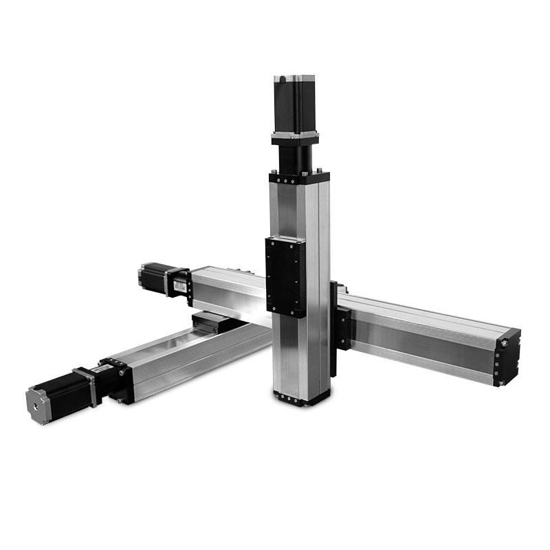 Dustproof Linear Motion System Cartesian Robot for Milling Machine Laser Robotic Arm