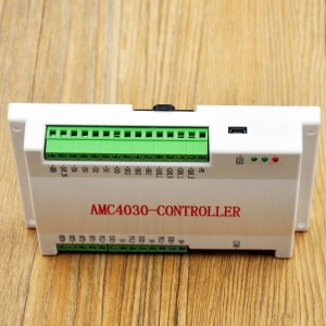 Tarjeta de controlador del sistema de movimiento lineal para la máquina CNC