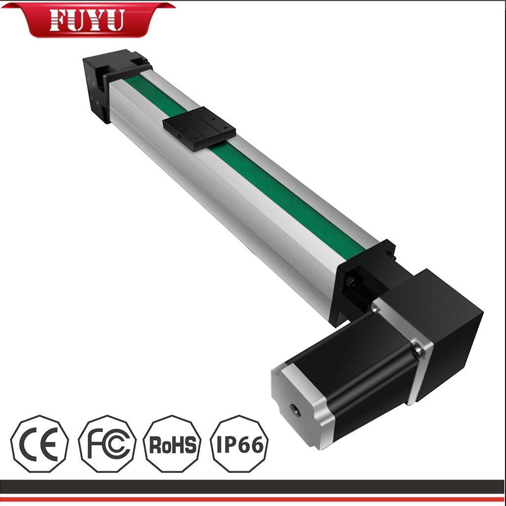 Long Stroke Belt Driven Aluminium Linear Guide Rail Featured Image