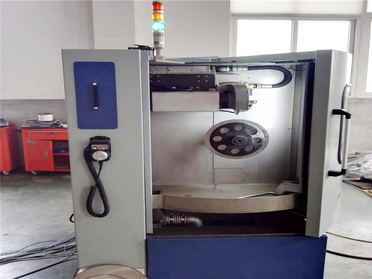 Automatic Gear Grinding Machine