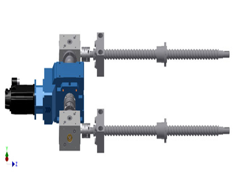 What are Some Linear Motion Options for Moving Multiple Loads Independently?