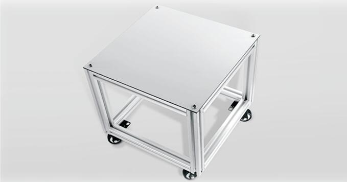 Aluminum Alloy Table for Linear Positioning System