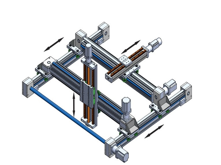 How to design a linear-motion system?