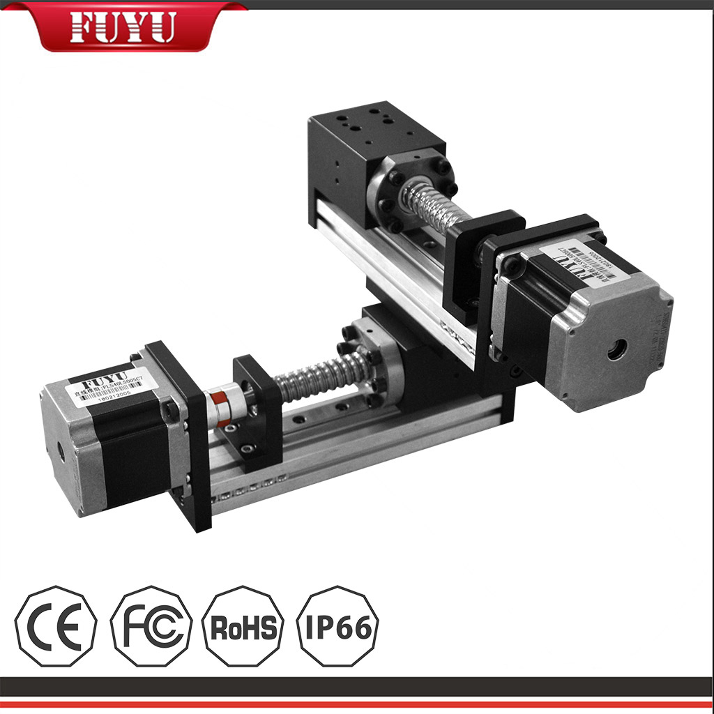 Manufacturer Price Ball Screw Linear Axis Robotic Arm Featured Image